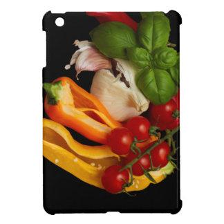 Coque Pour iPad Mini Ail de tomates de Basil de poivrons