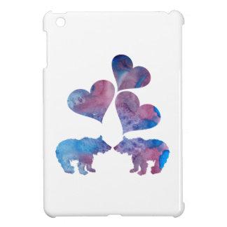 Coque Pour iPad Mini Art d'ours