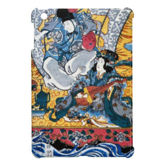 Coque Pour iPad Mini Art d'Ukiyoe de Japonais (utagawa de kunisada)