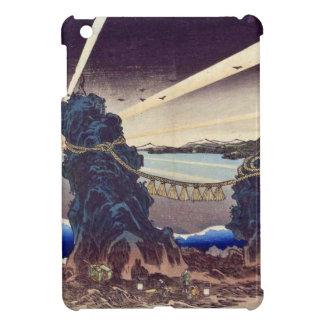 Coque Pour iPad Mini Art japonais d'ukiyoe (utagawa de kunisada)