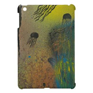 Coque Pour iPad Mini Augmentation de méduses