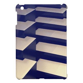 Coque Pour iPad Mini barres d'or 3D