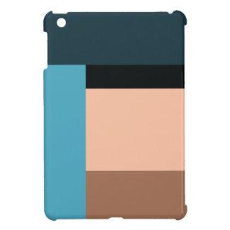 Coque Pour iPad Mini Bloc de couleur de crème glacée
