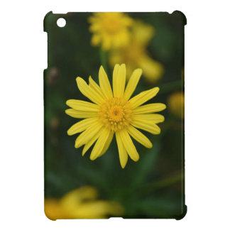 Coque Pour iPad Mini Cas d'iPad de fleur de marguerite blanche mini