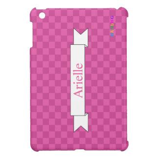 Coque Pour iPad Mini Cas   dur brillant de HAMbyWG - fraise