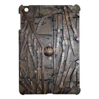 Coque Pour iPad Mini Cas   dur brillant de HAMbyWG - image en métal
