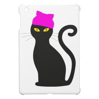 Coque Pour iPad Mini Chat de casquette de chat