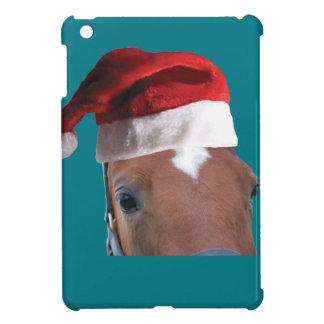 Coque Pour iPad Mini Cheval de Noël