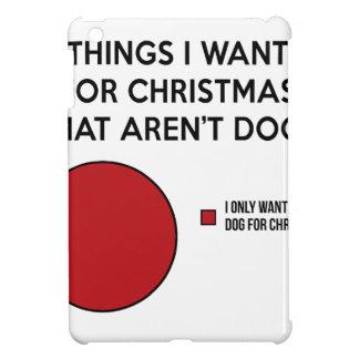 Coque Pour iPad Mini Chien de Noël