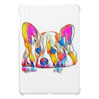 Coque Pour iPad Mini Chiot coloré