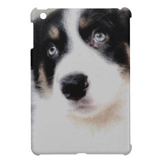 Coque Pour iPad Mini Chiot de border collie