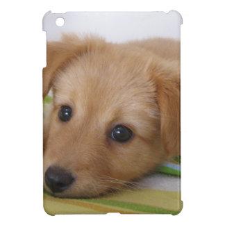 Coque Pour iPad Mini Chiot mignon de golden retriever