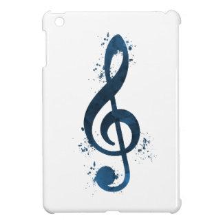 Coque Pour iPad Mini Clef triple