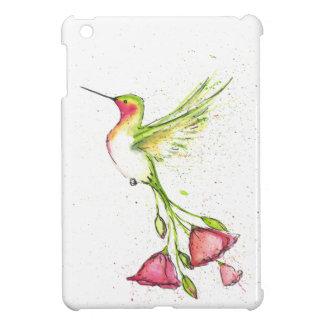 Coque Pour iPad Mini colibri de queue de fleur
