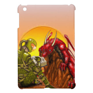 Coque Pour iPad Mini Conception d'imaginaire de la science fiction