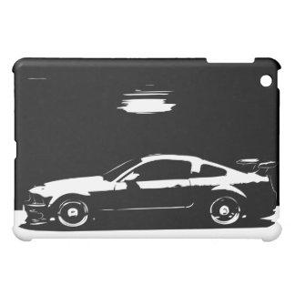 Coque Pour iPad Mini Coupé du GT de mustang de Ford