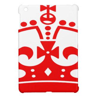 Coque Pour iPad Mini Couronne rouge