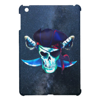 Coque Pour iPad Mini Crâne et os croisés