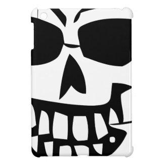 Coque Pour iPad Mini cure-dents de Halloween-visage