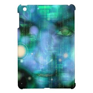 Coque Pour iPad Mini CyberGirl