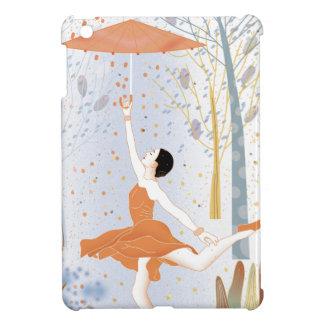 Coque Pour iPad Mini Danse dans blanc comme neige