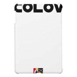Coque Pour iPad Mini ECOLOVE - Jeux de mots - Francois Ville