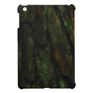 Coque Pour iPad Mini écorce d'arbre verte