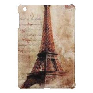 Coque Pour iPad Mini Eiffel Tower vintage Paris