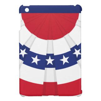 Coque Pour iPad Mini Étamine de drapeau américain