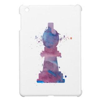 Coque Pour iPad Mini Évêque - échecs - art
