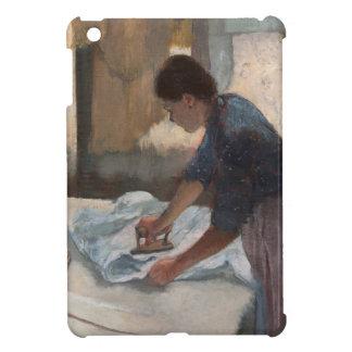Coque Pour iPad Mini Femme d'Edgar Degas | repassant, c.1876-87
