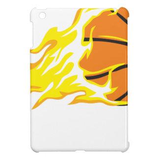 Coque Pour iPad Mini flamme de bball