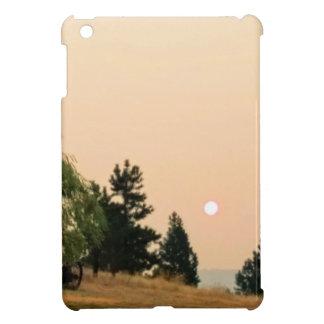 Coque Pour iPad Mini Fumée sur le soleil