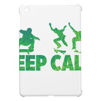 Coque Pour iPad Mini Gardez le calme