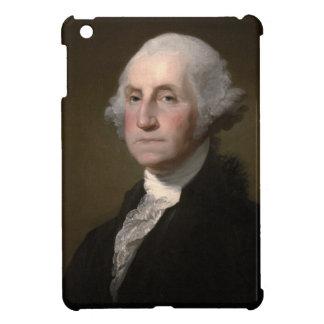 Coque Pour iPad Mini George Washington - portrait vintage d'art