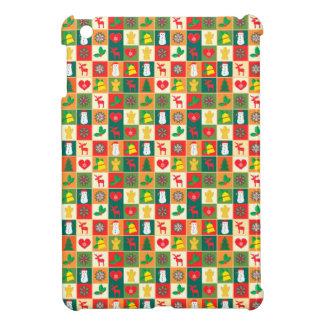 Coque Pour iPad Mini Grand motif de Noël