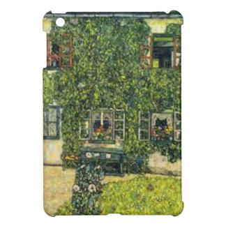 Coque Pour iPad Mini Gustav Klimt - la Chambre de Guardaboschi