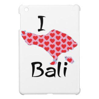 Coque Pour iPad Mini I coeur Bali