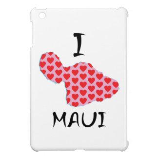 Coque Pour iPad Mini I coeur Maui