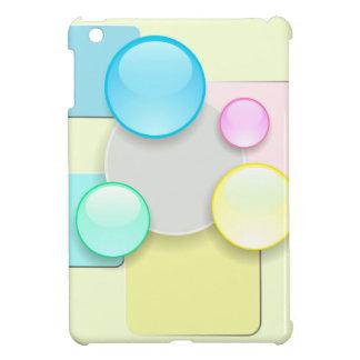 Coque Pour iPad Mini Icônes en verre