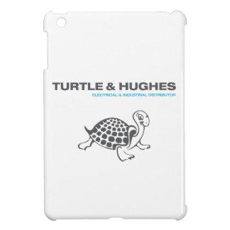 Coque Pour iPad Mini Illustration de tortue et de Hughes