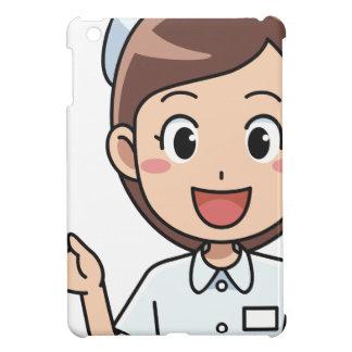 Coque Pour iPad Mini Infirmière heureuse