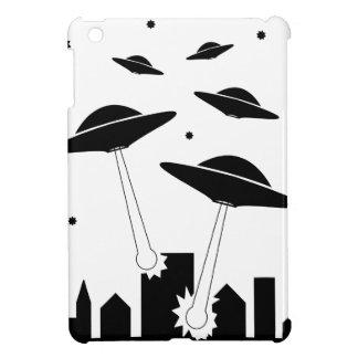 Coque Pour iPad Mini Invasion d'UFO