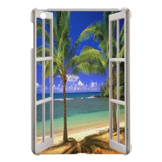 Coque Pour iPad Mini iPad (de vue de plage) mini