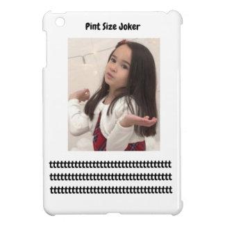 Coque Pour iPad Mini Joker de taille de pinte : Prenez soin de mon