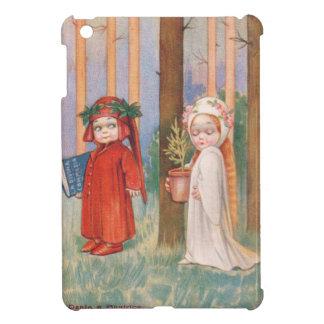 Coque Pour iPad Mini Jolis enfants de Dante et de Béatrice