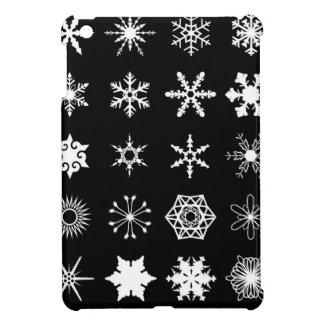 Coque Pour iPad Mini La neige s'écaille collection