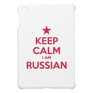 COQUE POUR iPad MINI LA RUSSIE