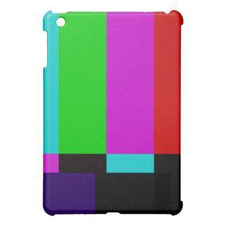 Coque Pour iPad Mini La TV barre l'essai de couleur
