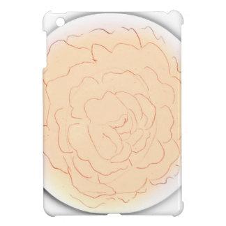 Coque Pour iPad Mini Le chou orange de sorbet s'est levé